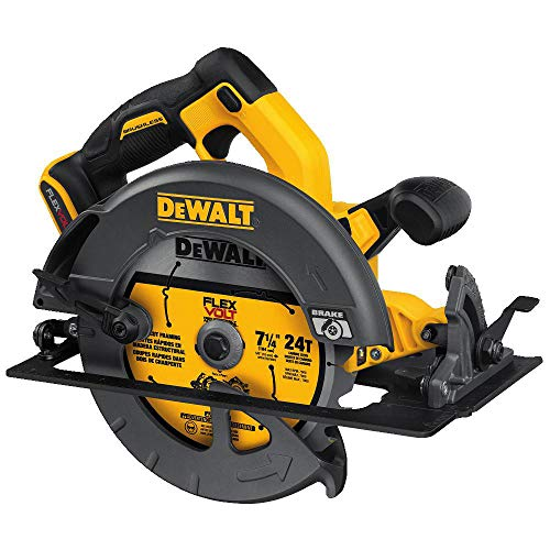 Dewalt DCS575BR 60V MAX FLEXVOLT Cordless Lithium-Ion 7-1/4 in. Circular Saw (Bare Tool) (Certified Refurbished)