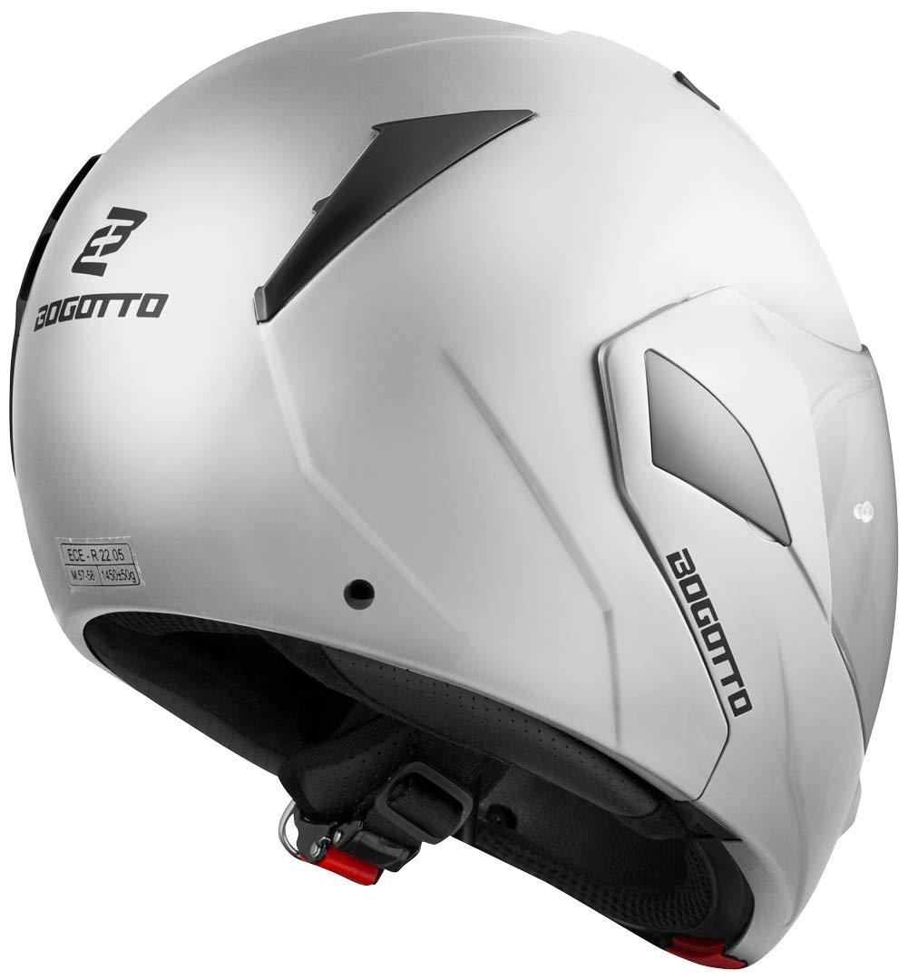 Bogotto V280 Klapphelm Wei/ß S