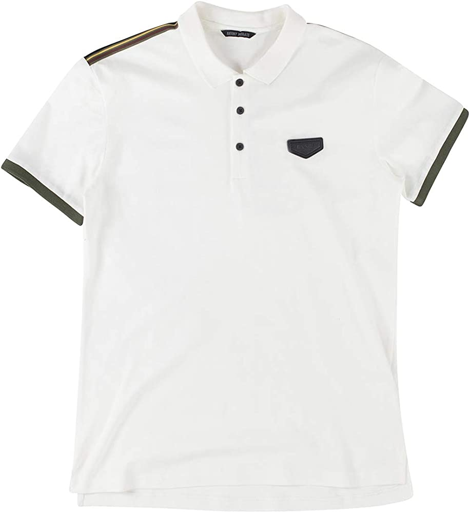 Antony Morato Polo Animal Kingdom MMKS01454-FA10083: Amazon.es ...