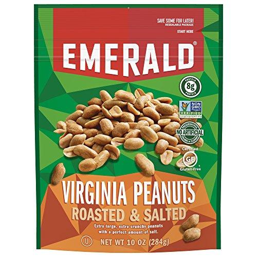 roasted and salted peanuts - 6