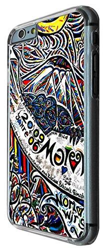693 - Wall of Berlin berlin contemporary art Design iphone 6 PLUS / iphone 6 PLUS S 5.5'' Coque Fashion Trend Case Coque Protection Cover plastique et métal