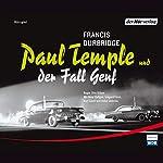 Paul Temple und der Fall Genf | Francis Durbridge