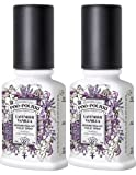PooPourri Before You Go Spray, Lavender Vanilla, 2 ounce  2 Pack