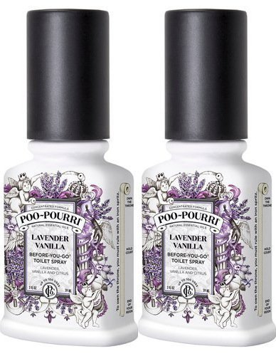 Pourri Lavender Vanilla Before Spray product image