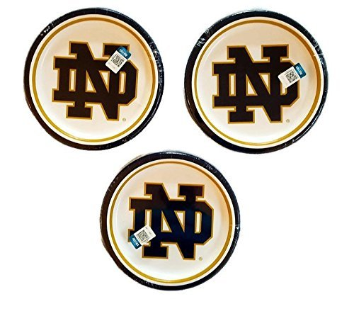 Notre Dame Fighting Irish Party Bundle 9