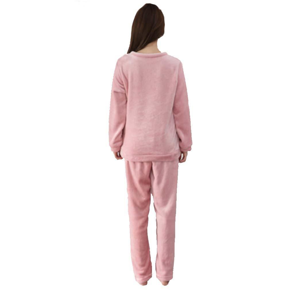 MOXIN Otoño 6074 Invierno Mujer Pijama Pijama establece 7844 Pijama ...