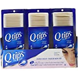 Q Tips Cotton Swabs, 1875 count