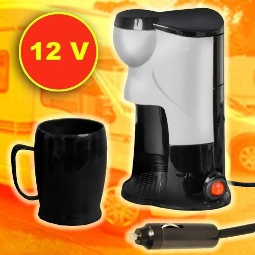 Cafetiere de voyage 12 V