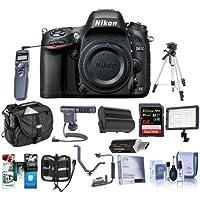 Nikon D610 DSLR Camera Bundle. Value Kit with Accessories #1540