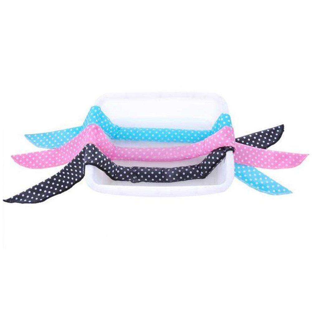 Opromo 2 PCS Cooling Bandana Paisley Scarf Sports Chilling Neck Wrap Headband