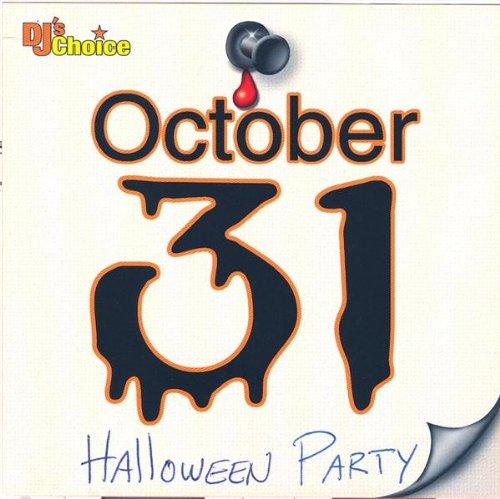 OCTOBER 31ST-CD -