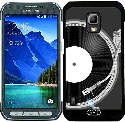 DesignedByIndependentArtists Funda para Samsung Galaxy S5 Active ...