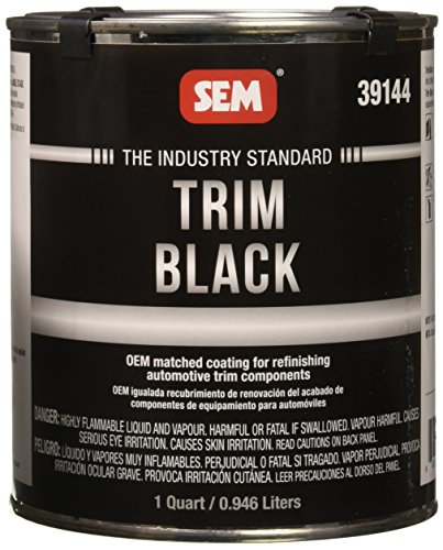 SEM 39144 Trim Black Aerosol - 1 Quart