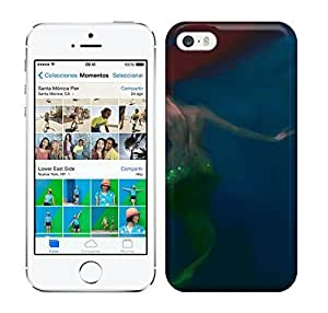Best Power(Tm) HD Colorful Painted Watercolor The Little Mermaid Hard Phone Case For Iphone 5/5S