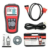 Autel MD802,Autel MD802 Maxidiag Elite Scan Tool with Datastream Model Engine,Transmission,ABS and Airbag Code Scanner