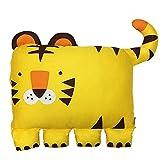 Milo & Gabby The Original Kids Animal Pillowcase, Tom The Tiger
