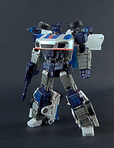 Transformers Generation Toy GT-4 Jazz J4zz