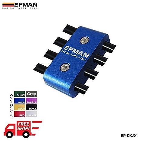 lyj-04802 Motor para bujías separador separador abrazadera de alambre para coche, motocicleta,