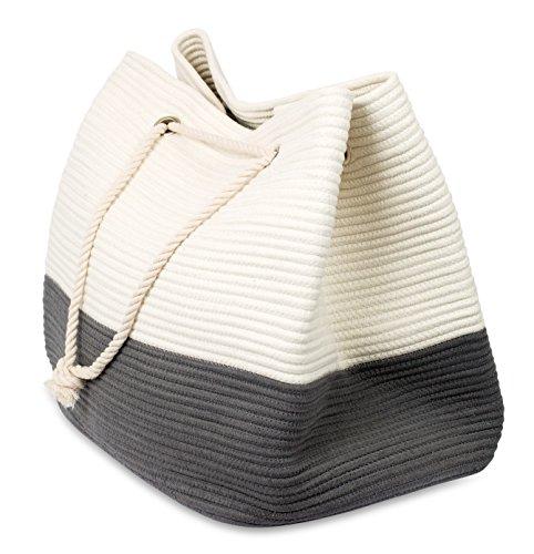 Rope Tote Bag - 3