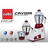 Cello Crysta Mixer Grinder 750w