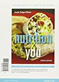 Nutrition and You, Books a la Carte Plus MasteringNutrition with MyDietAnalysis with EText -- Access Card Package 4th Edition
