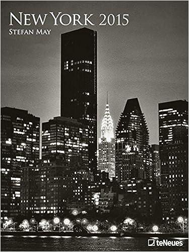 2015 New York Poster Calendar B00HQISO48