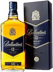 Whisky Ballantines 12 Anos, 1L