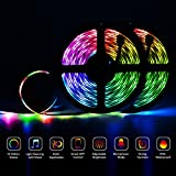Gusodor Led Strip Lights 32.8 Feet Outdoor Led