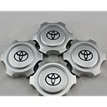 "Gosweet NEW Set of 4 For Toyota Tacoma Tundra 4Runner T100 Wheel Hub center Caps 6 lugs 15"" 16"" 42603-04030 US Shipment"