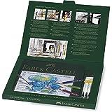Set of 24 Albrecht Durer Watercolour Pencils & 4 Pitt Artist Pens by Faber-Castell