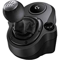Logitech 941-000119 G Driving Force Shifter,Black