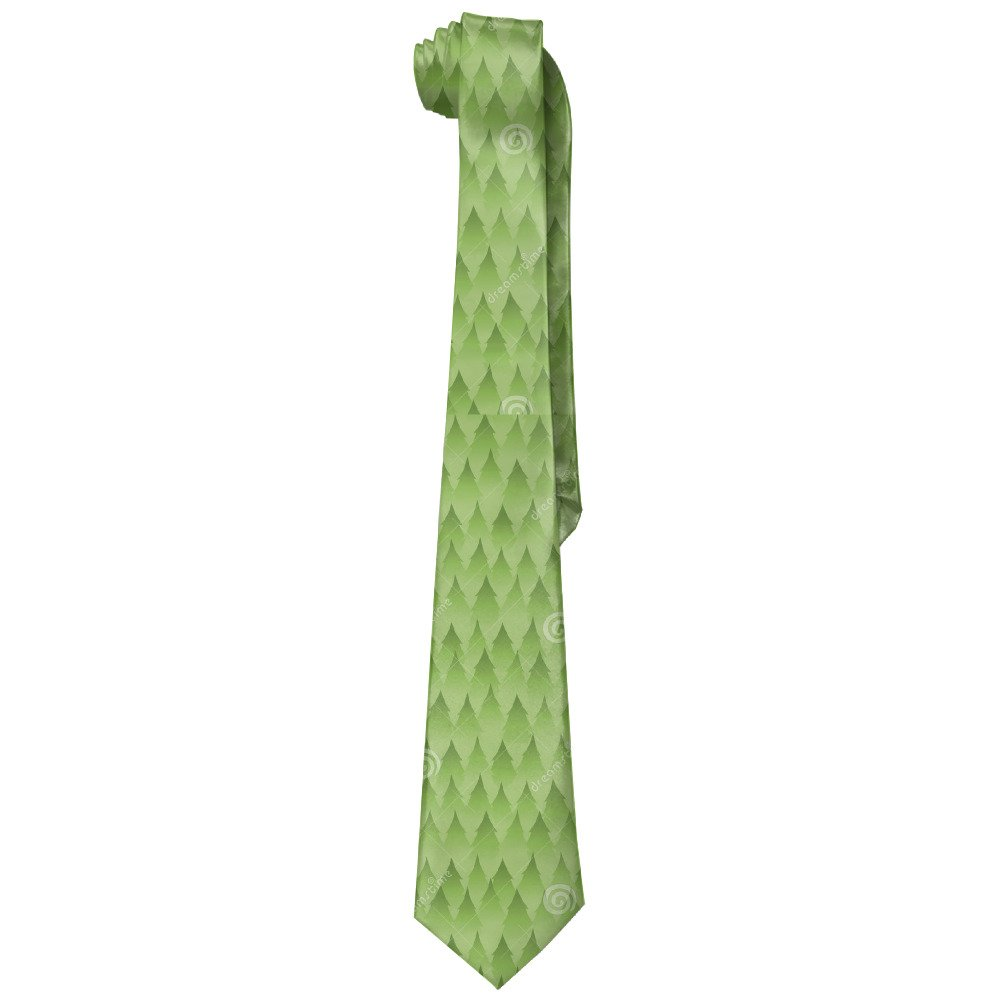 Gotbno Men's Necktie Forest Background Skinny Ties/New Novelty Necktie