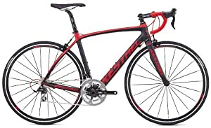 Kestrel Legend Shimano 105 Bicycle, Matte Carbon/Red, XX-Small/700cm