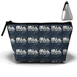 Best Tide Pouches - The Mighty Tide Moon Cosmetic Bags Organizer Portable Review
