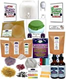 KKamp Continuous Brew Kombucha DELUXE PACKAGE - White w/ Stand + Tee/Cap Set