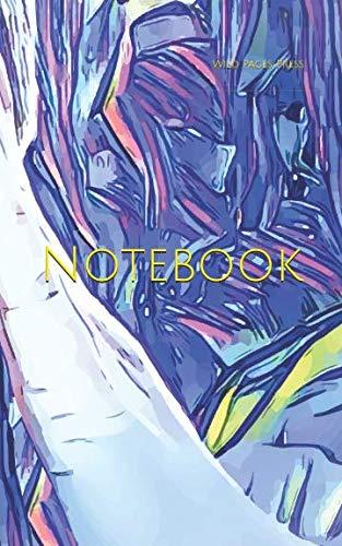 Notebook: woman cartoon female girl character person white orange feel feelings empathy educational