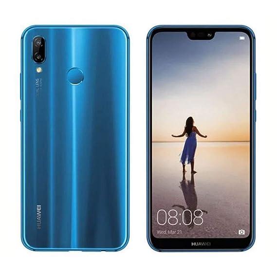 a21137806b1f12 Amazon.com: Huawei P20 Lite 64GB Single-SIM (GSM Only, No CDMA ...