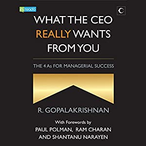 What the CEO Really Wants from You Audiobook