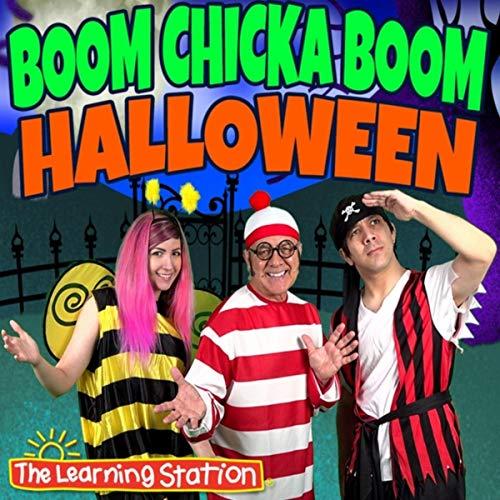 Boom Chicka Boom Halloween]()