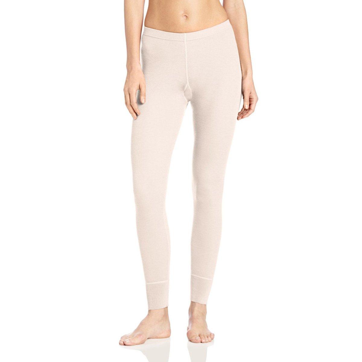 Minus33 Merino Wool Women's Franconia Midweight Bottom, Cream, Small by Minus33 Merino Wool