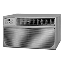Comfort Aire CGBGE-123G Through the Wall Air conditioner Unit with 12000 BtuH and 230/208-volt, Gray