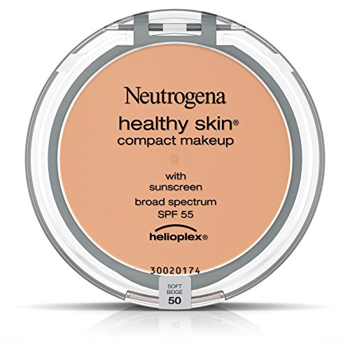 Neutrogena Healthy Skin Compact Makeup Foundation, Broad Spe
