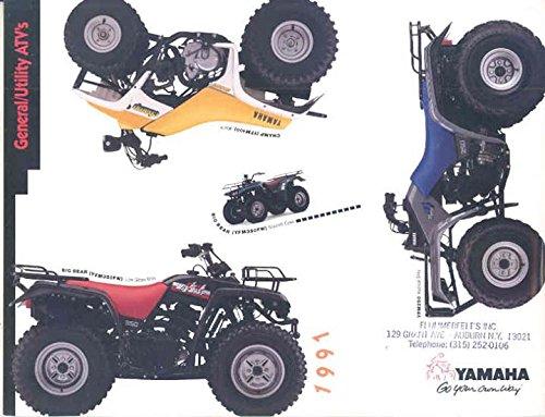 Used, 1991 Yamaha Champ YFM100 YFM250 250 Big Bear YFM350FW for sale  Delivered anywhere in USA