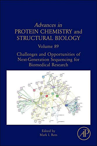 Challenges and Opportunities of Next-Generation Sequencing for Biomedical Research, Volume 89 (Advances in Protein Chemi