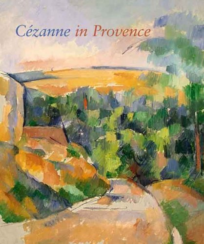 Cézanne in Provence (Paul Cezanne Reproduction)