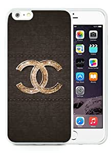Chanel 44 White Best Buy Customized Design iPhone 6 Plus 5.5 Inch Silicone TPU Case