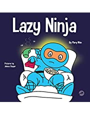 Lazy Ninja: A Children's Book About Setting Goals and Finding Motivation