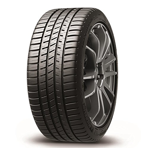 Michelin Pilot Sport A/S 3+ All-Season Radial Tire - 255/35ZR19 96Y