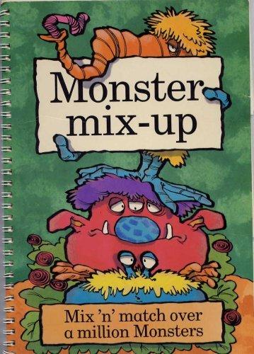Monster mix-up - Mix 'n match over a million Monsters (Mix 'n' (Starlight Mix)