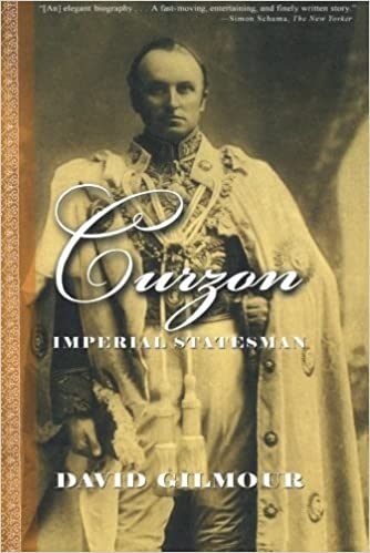 Book Curzon: Imperial Statesman 1st edition by Gilmour, David (2006)